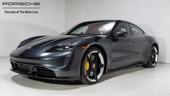 2020 Porsche Taycan Turbo S:21 car images available