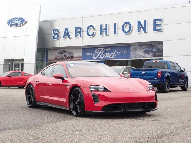2020 Porsche Taycan Turbo S:24 car images available