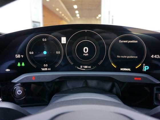 2020 Porsche Taycan Turbo