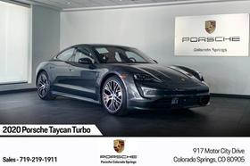 2020 Porsche Taycan Turbo:24 car images available