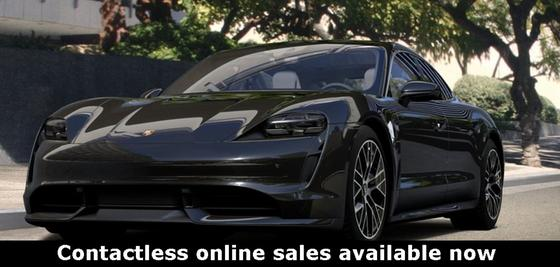 2020 Porsche Taycan Turbo:3 car images available