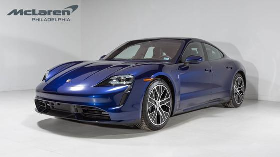 2020 Porsche Taycan Turbo:21 car images available