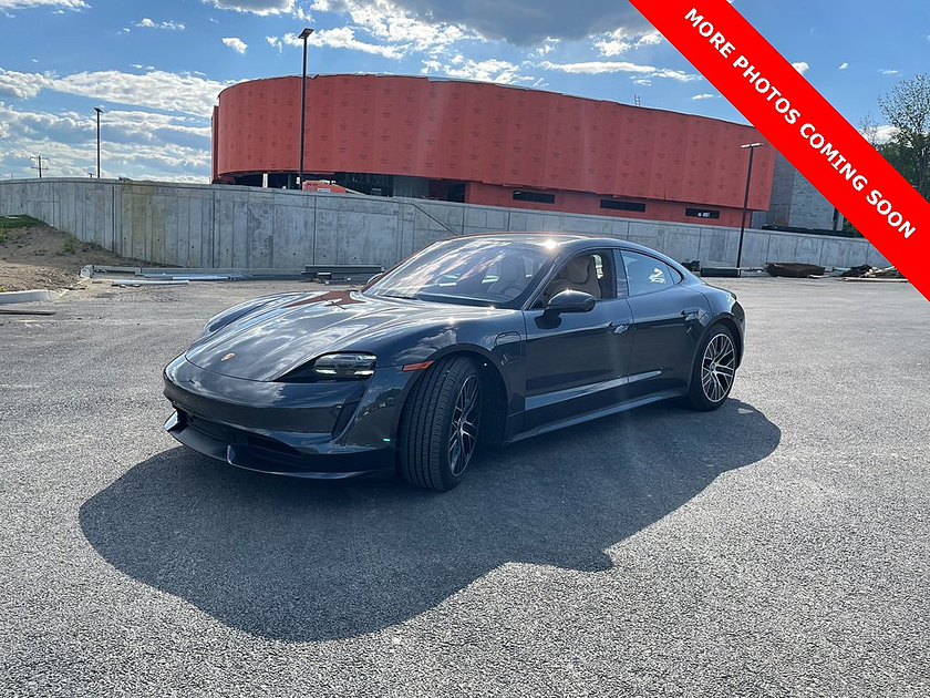 2020 Porsche Taycan Turbo:4 car images available