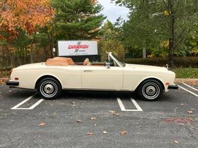 1982 Rolls Royce Corniche