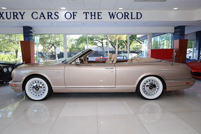 2001 Rolls-Royce Corniche :24 car images available