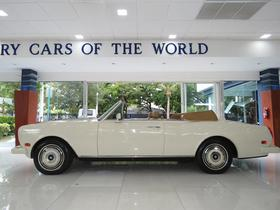 1988 Rolls Royce Corniche II:24 car images available