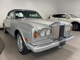 1988 Rolls Royce Corniche II:21 car images available