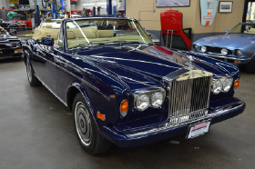 1987 Rolls Royce Corniche II:12 car images available