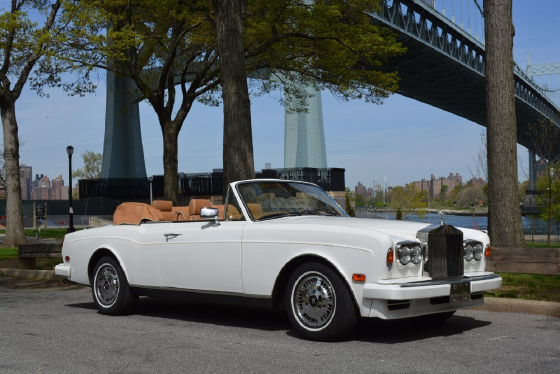 1995 Rolls Royce Corniche S:9 car images available