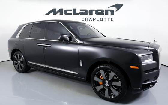 2020 Rolls Royce Cullinan :24 car images available