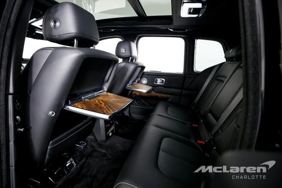 2019 Rolls Royce Cullinan