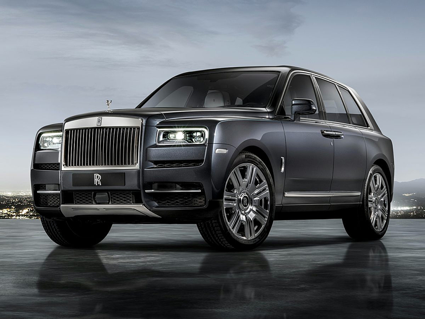 2019 Rolls-Royce Cullinan  : Car has generic photo