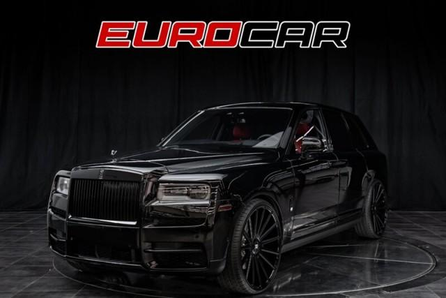 2021 Rolls-Royce Cullinan :24 car images available