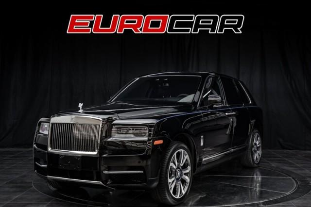 2019 Rolls-Royce Cullinan :24 car images available