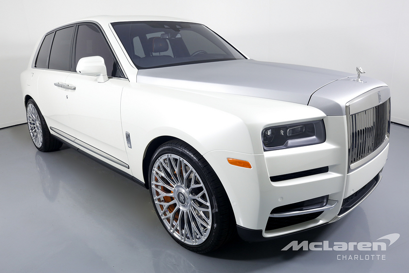 2020 Rolls-Royce Cullinan