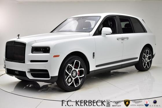 2020 Rolls Royce Cullinan Black Badge:24 car images available