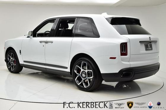 2020 Rolls Royce Cullinan Black Badge