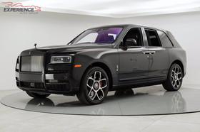2020 Rolls-Royce Cullinan Black Badge:24 car images available