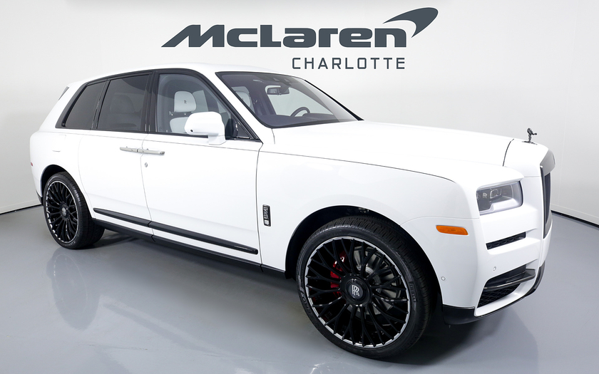2021 Rolls-Royce Cullinan Black Badge:24 car images available