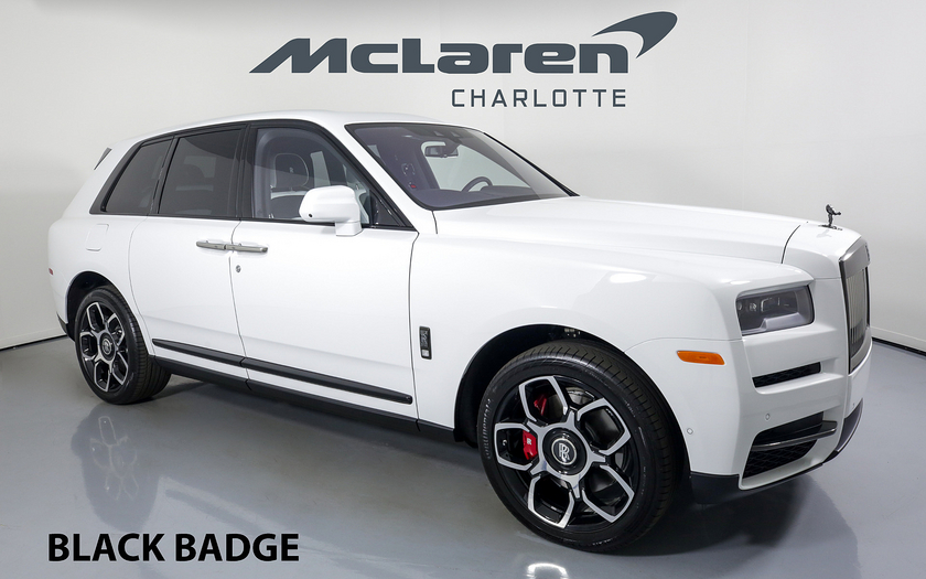 2022 Rolls-Royce Cullinan Black Badge:24 car images available