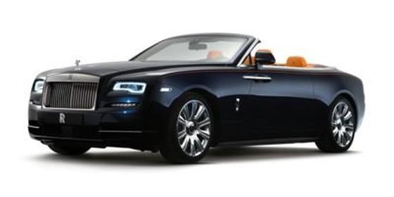 2018 Rolls Royce Dawn  : Car has generic photo