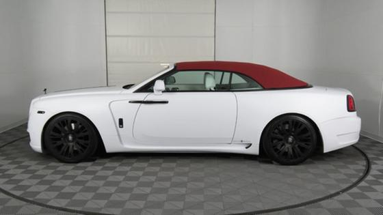 2016 Rolls Royce Dawn