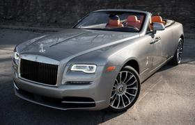 2019 Rolls Royce Dawn