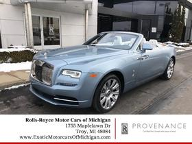 2017 Rolls Royce Dawn :18 car images available
