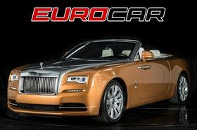 2017 Rolls Royce Dawn :24 car images available