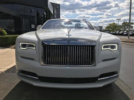 2020 Rolls Royce Dawn