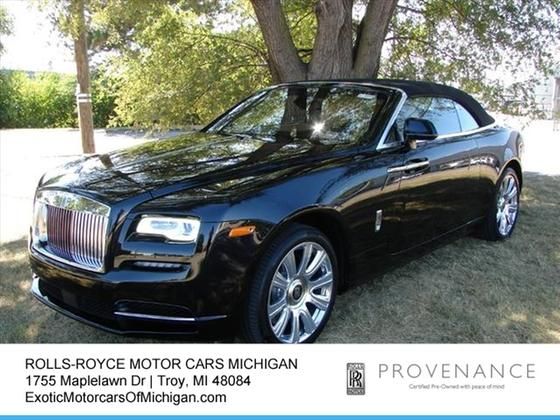 2016 Rolls Royce Dawn :22 car images available
