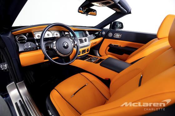2017 Rolls Royce Dawn