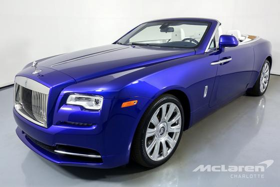 2017 Rolls Royce Dawn