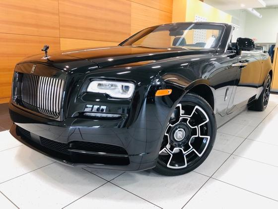 2018 Rolls Royce Dawn Black Badge:24 car images available