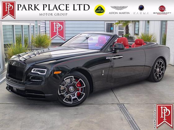 2020 Rolls-Royce Dawn Black Badge:24 car images available