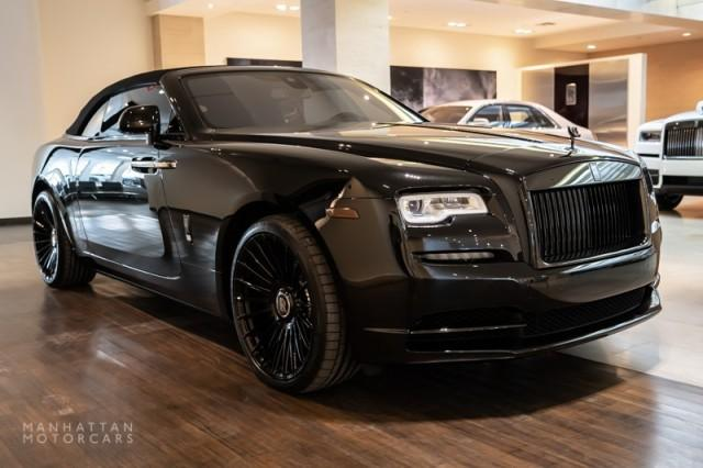 2020 Rolls-Royce Dawn Black Badge:19 car images available