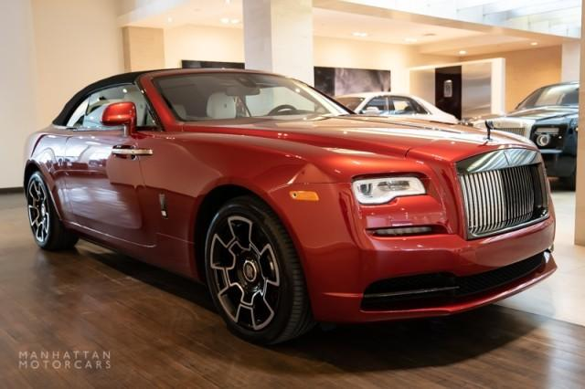 2018 Rolls-Royce Dawn Black Badge:20 car images available