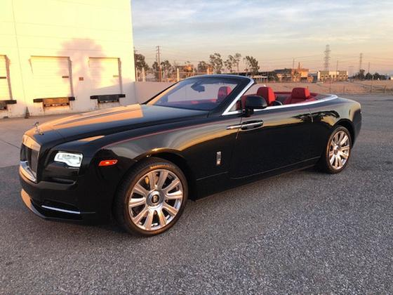 2016 Rolls Royce Dawn Convertible