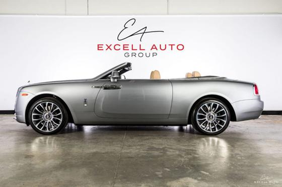 2018 Rolls Royce Dawn Convertible:24 car images available