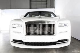 2018 Rolls Royce Dawn Convertible