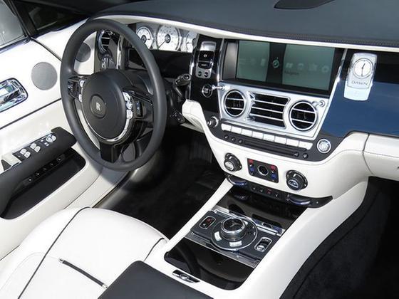 2017 Rolls Royce Dawn Convertible