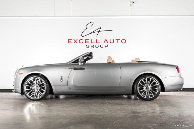 2018 Rolls-Royce Dawn Convertible:24 car images available