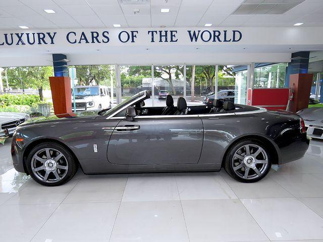 2017 Rolls-Royce Dawn Convertible:24 car images available