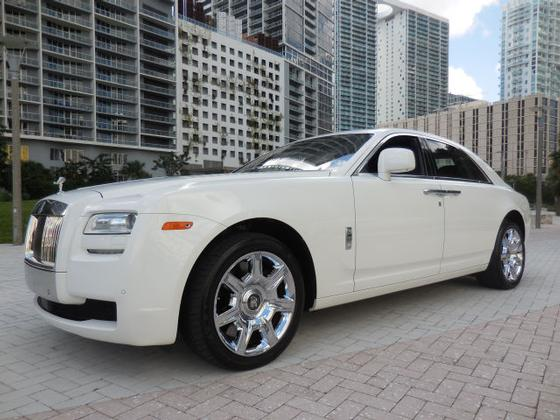 2011 Rolls Royce Ghost :17 car images available