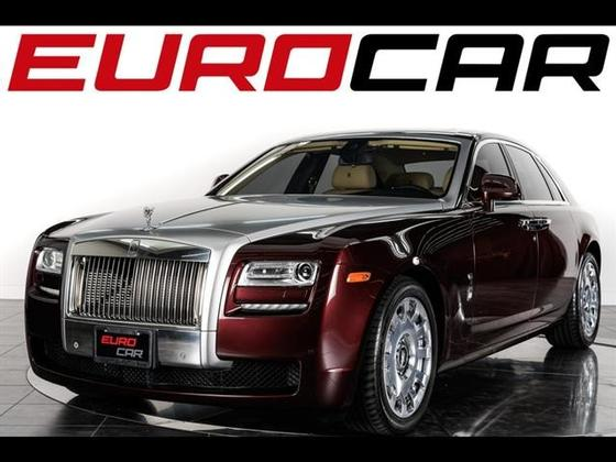 2013 Rolls Royce Ghost :20 car images available