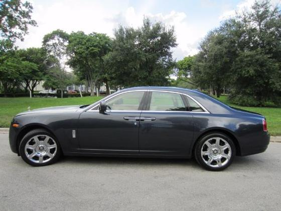 2011 Rolls Royce Ghost :19 car images available
