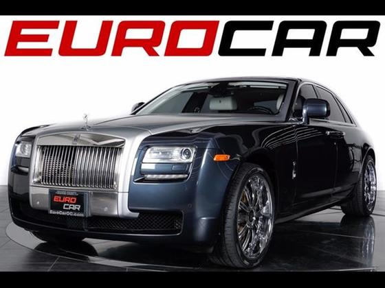 2010 Rolls Royce Ghost :24 car images available