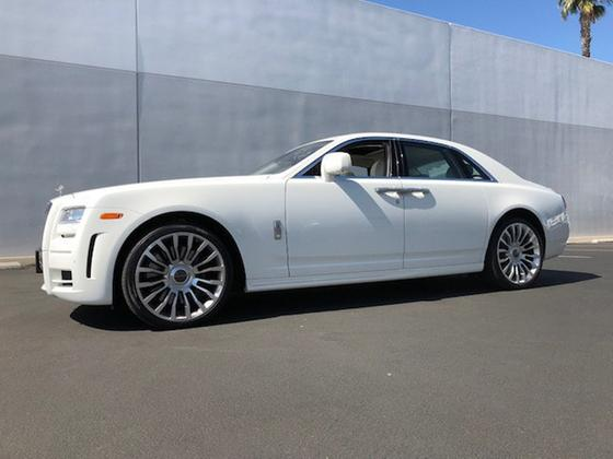 2011 Rolls Royce Ghost :20 car images available