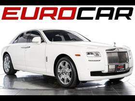 2013 Rolls Royce Ghost