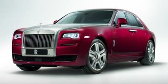 2017 Rolls Royce Ghost  : Car has generic photo